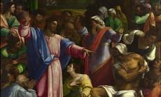 sebastiano del piombo resurrezione di lazzaro