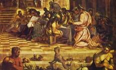 """""""Ultima cena"""" di Tintoretto"""