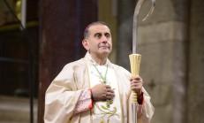 Il vicario generale, monsignor Mario Delpini, ha presieduto, nella basilica di Sant'Ambrogio, la Celebrazione eucaristica per la Professione religiosa dei Voti perpetui di tre nuove consacrate.