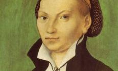 moglie di Lutero