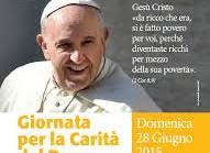 giornata per la carita del papa 2018