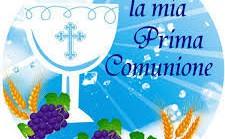 prima comunione 2019
