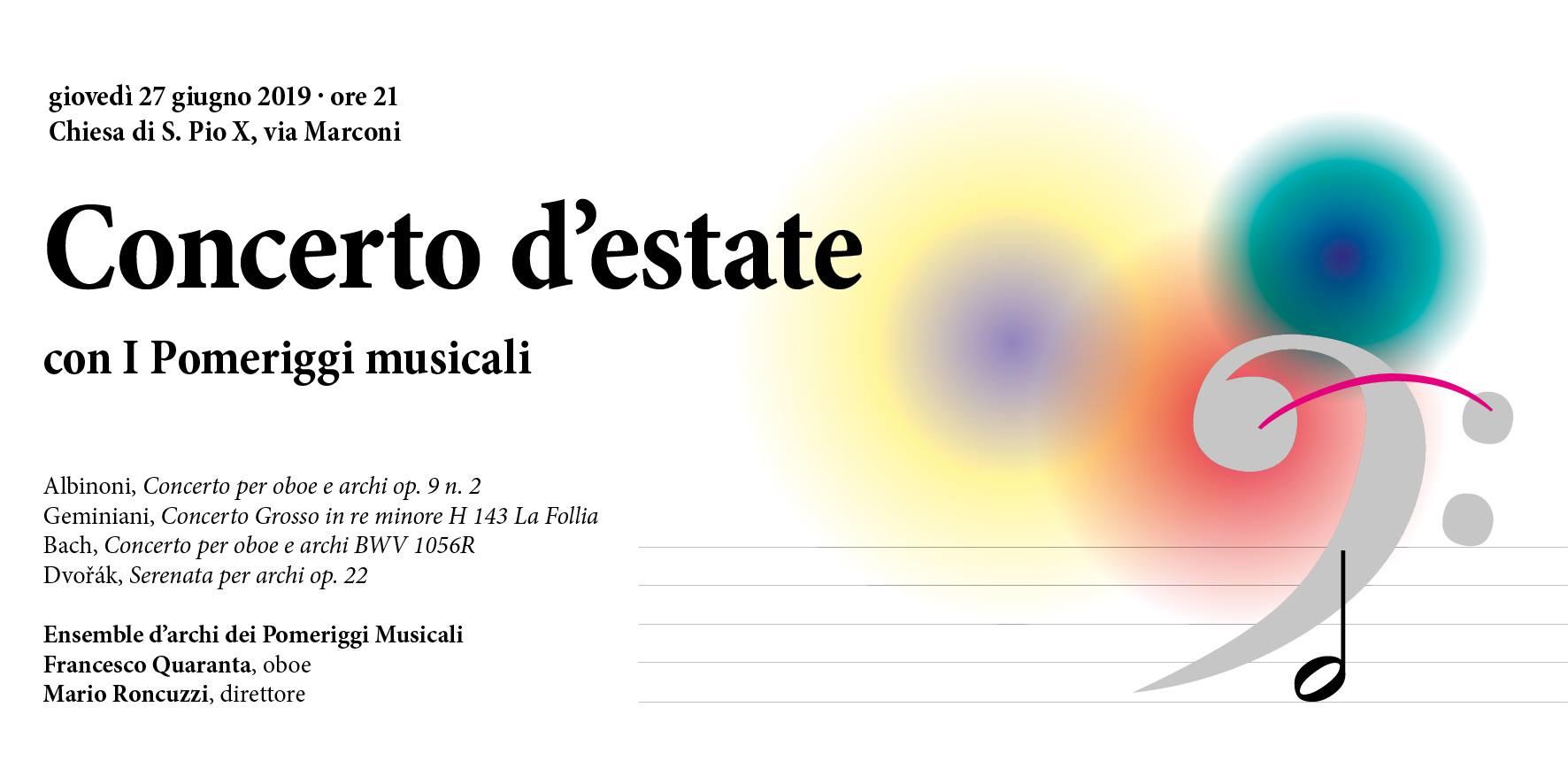 Concerto d'Estate_San Pio X
